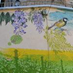 haut les murs laurac en vivarais